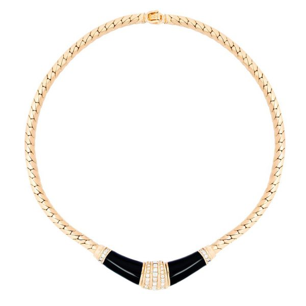 Vintage Haute Couture necklace Dior